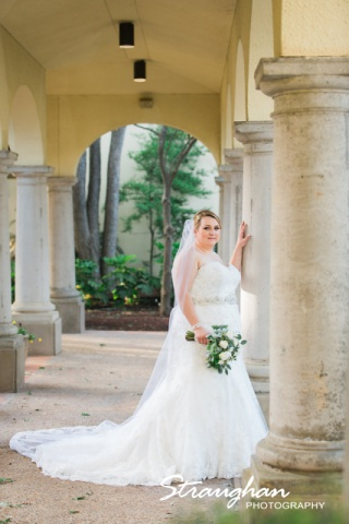 Megan Cole Bridal Club at Sonterra in the arches