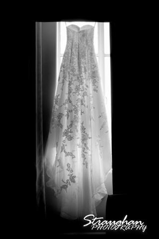 Michelle wedding Houston Ousie's dress