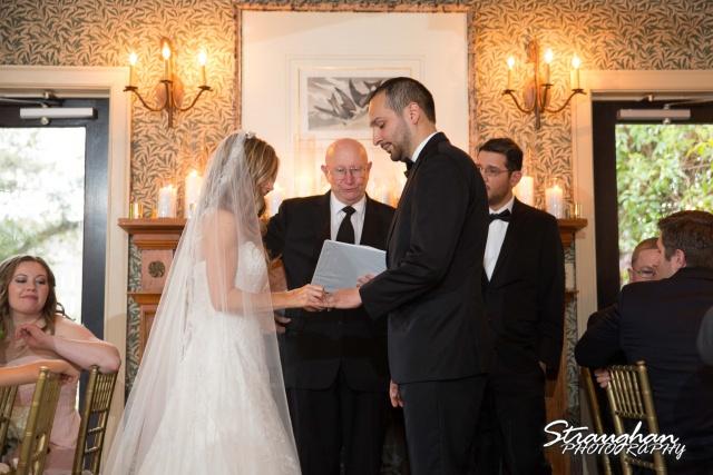 Michelle wedding Houston Ousie's his ring