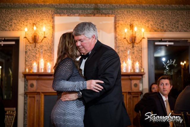 Michelle wedding Houston Ousie's parents dancing