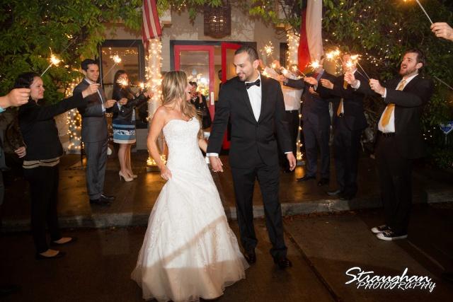 Michelle wedding Houston Ousie's exit