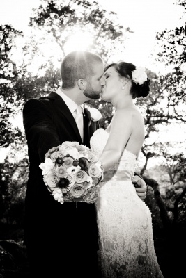 Justin and Nichole get married!