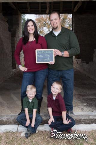 Frustaglio Family Portraits