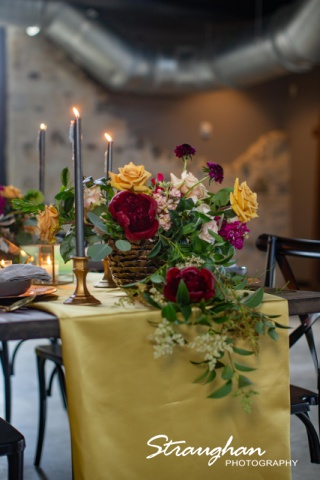 Park 31 styled shoot table end