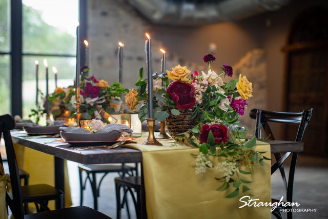 Park 31 styled shoot table scape