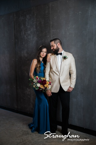 Park 31 styled shoot bridesmaid and groomsmen