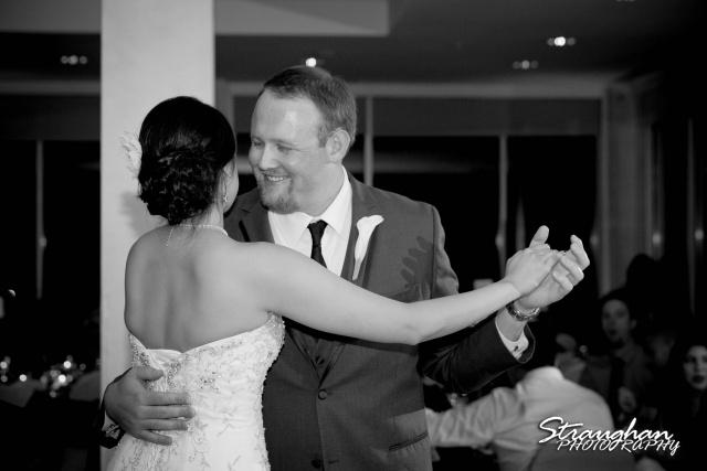 Alexis wedding Plaza Lecea first dance