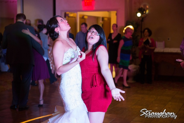 Alexis wedding Plaza Lecea parting