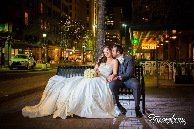 Rebekah and Jay's Wedding winner of Antonian Award