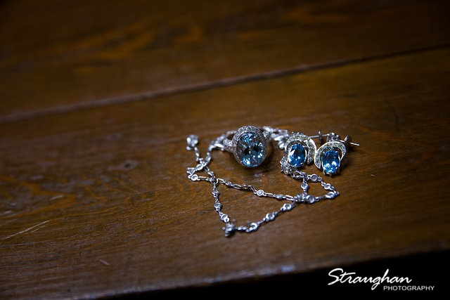 Rebecca wedding Southwest School jewlery
