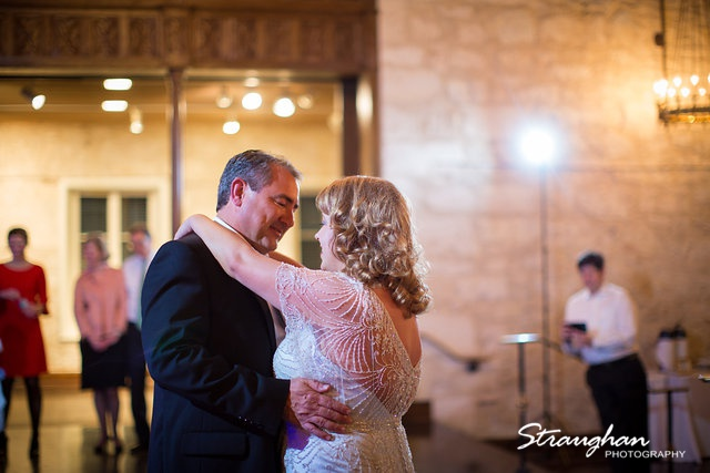 Rebecca wedding Southwest School first dance