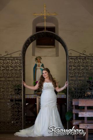 Stephanie C's Bridal at Mission San Jose, San Antonio, TX
