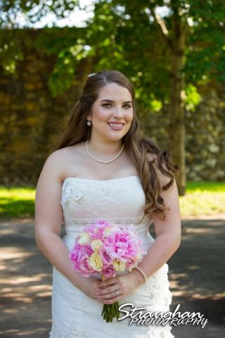 Stephanie C's Bridal Mission san jose closeup