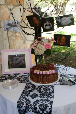 Lisa's Baby Shower