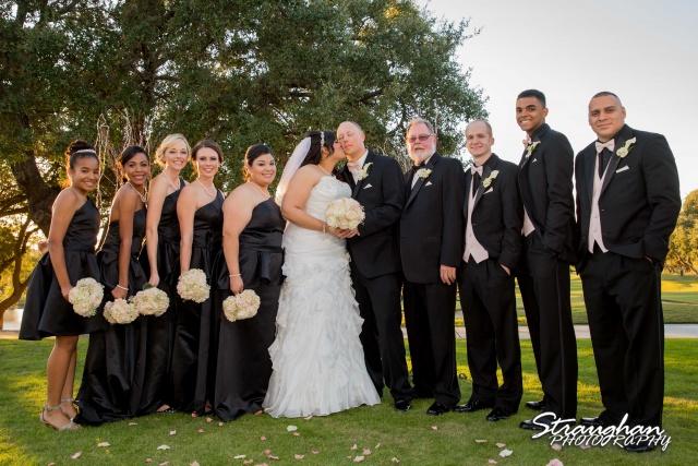 Siobahn Wedding at The Club at Sonterra Ceremony
