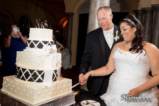Siobahn Wedding at The Club at Sonterra Reception