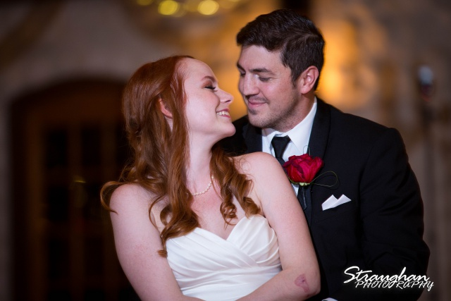 The Springs in New Braunfels at Stonehaven Hall first dance