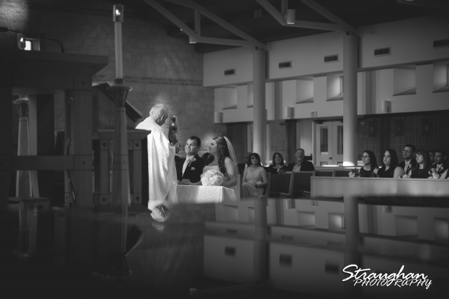 Stephanie wedding Holy Trinity Church sermon