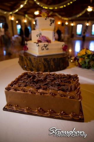 Jeanette wedding Boulder Springs Stonehaven grooms cake