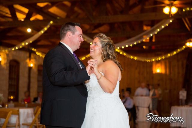 Jeanette wedding Boulder Springs Stonehaven last dance