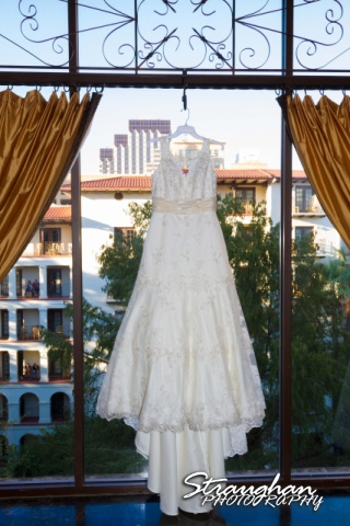 Tony Wedding Rio Plaza dress