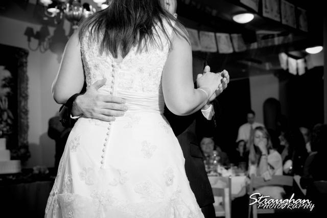 Tony Wedding Rio Plaza first dance