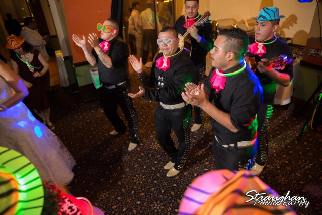 Tony Wedding Rio Plaza mariachis