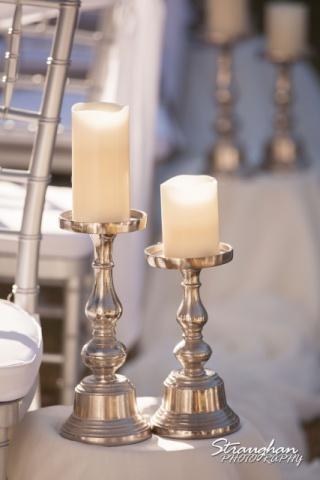 Candles at the Veranda