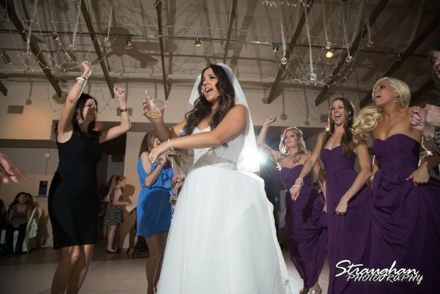 Stephanie wedding Spring Hill Event Center dancing