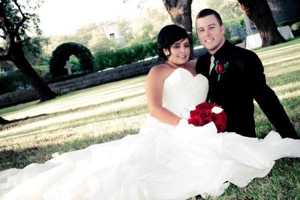 Lorena and Gregg got married!