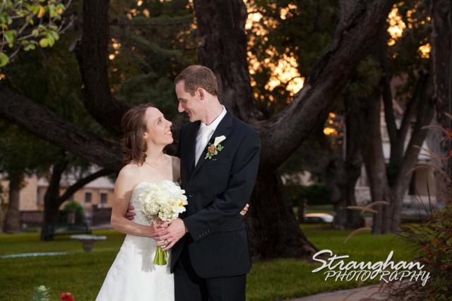 Eric and Elise sunset