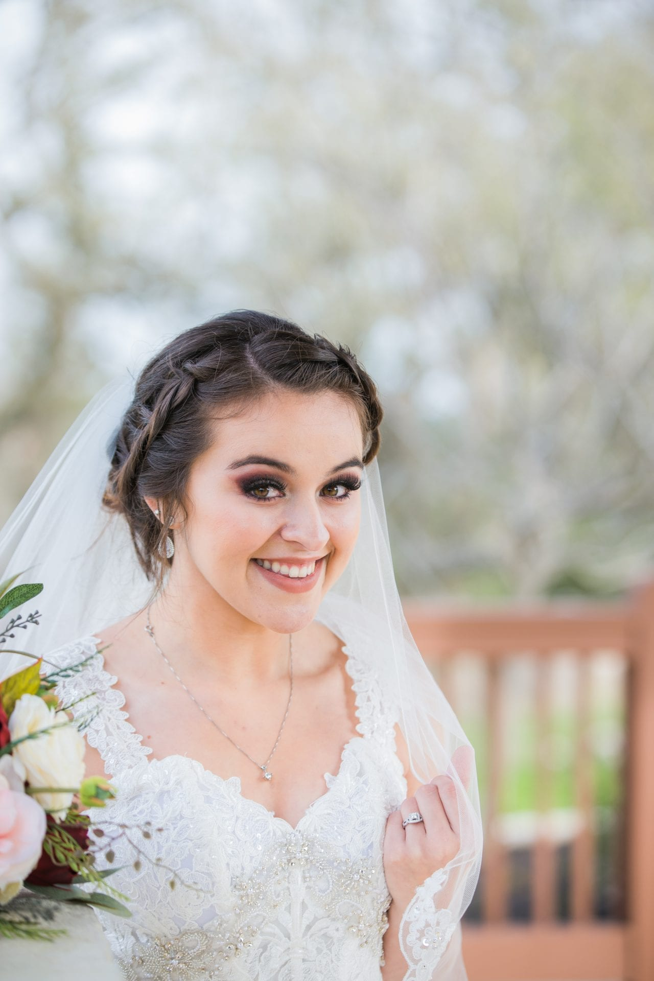headshot bridal at the Milestone New Braunfels