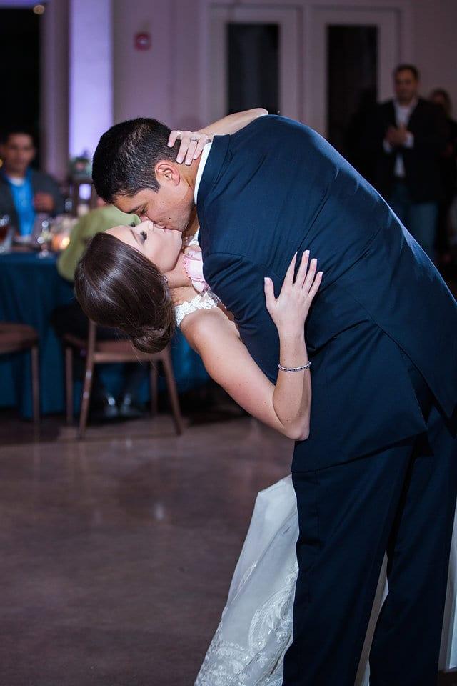 Samantha Wedding Hidden Falls dancing dip