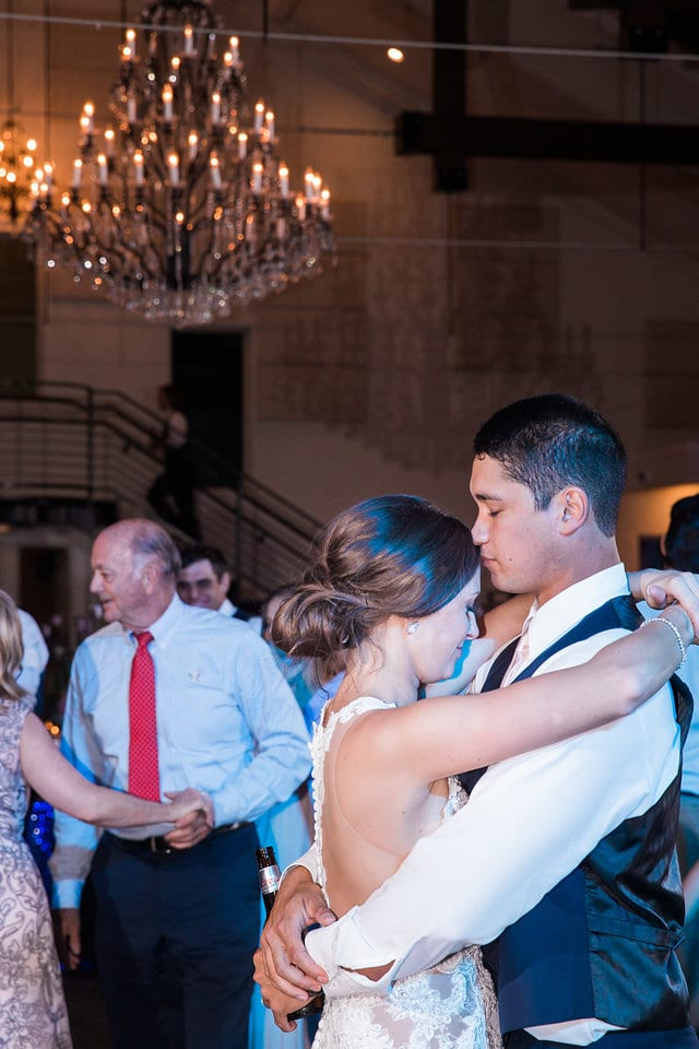 Samantha Wedding Hidden Falls dancing