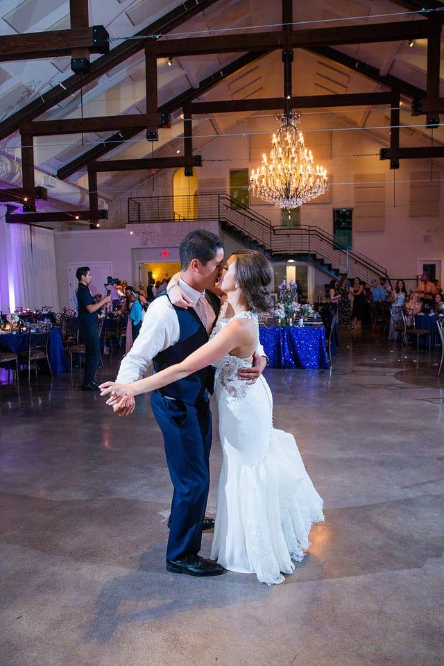 Samantha Wedding Hidden Falls last dance