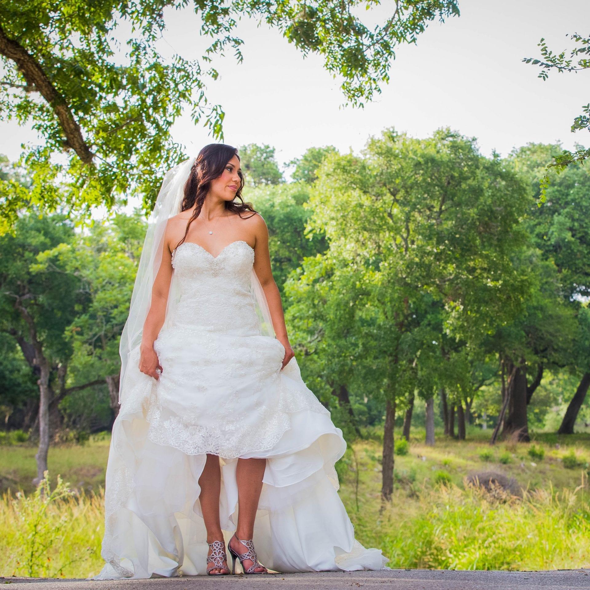 Britny Bridal at Hidden Falls