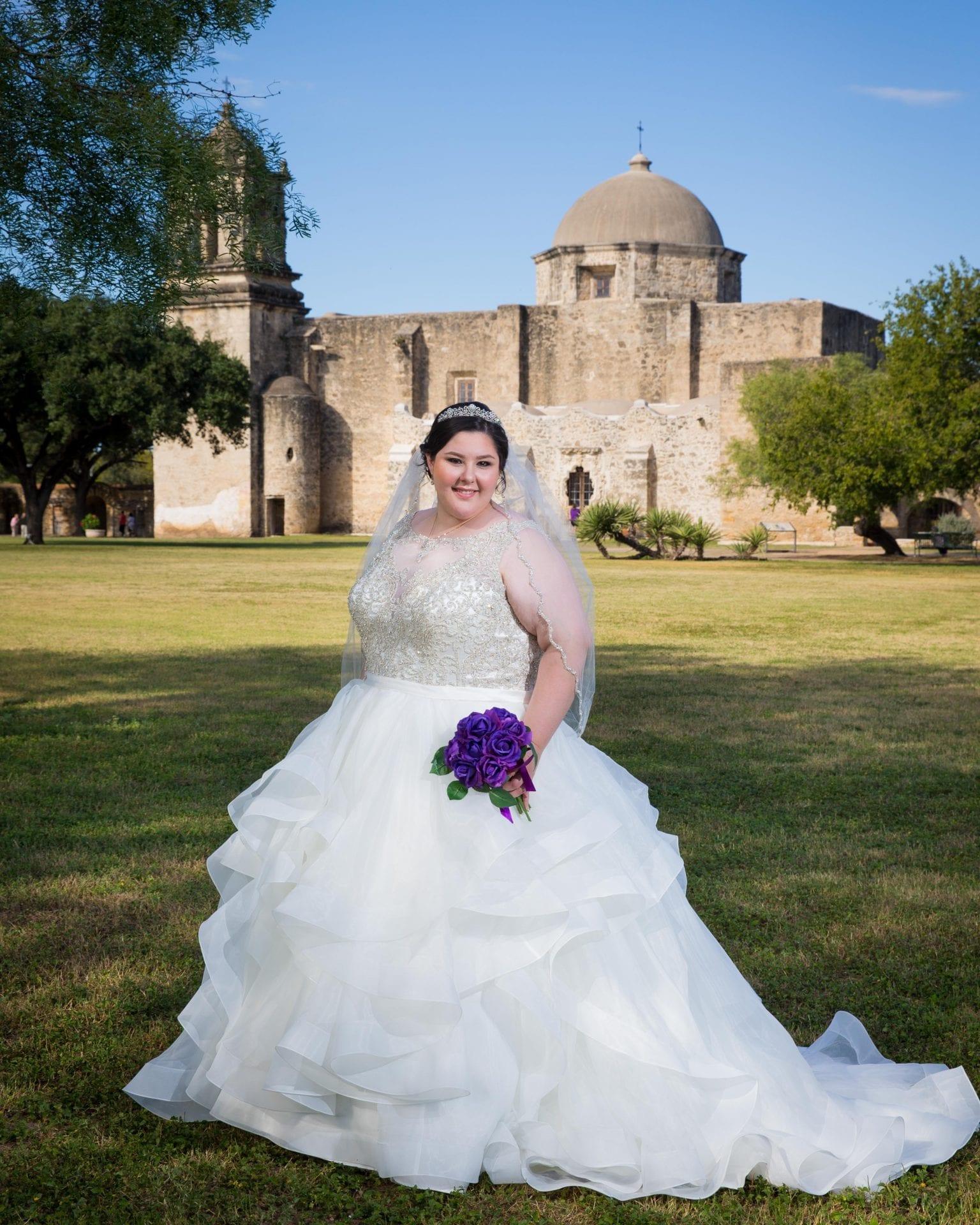 Cara's Bridal at Mission San Jose