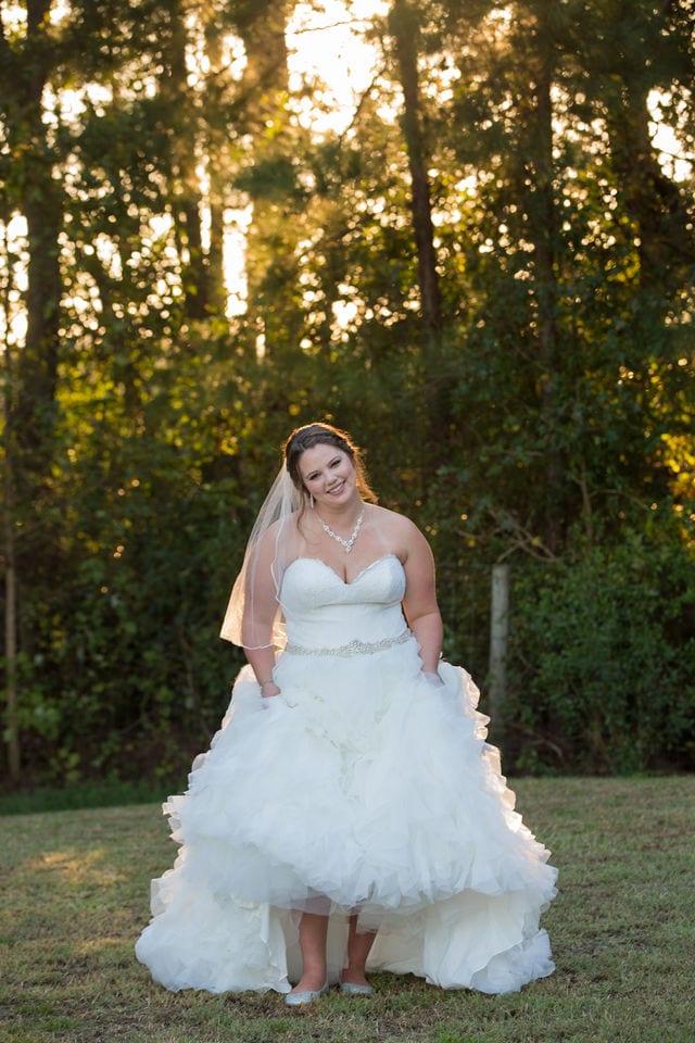 KJernigan Bridal Portrait Broad slab Distillery walking