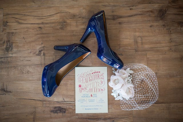 ft worth wedding shoes