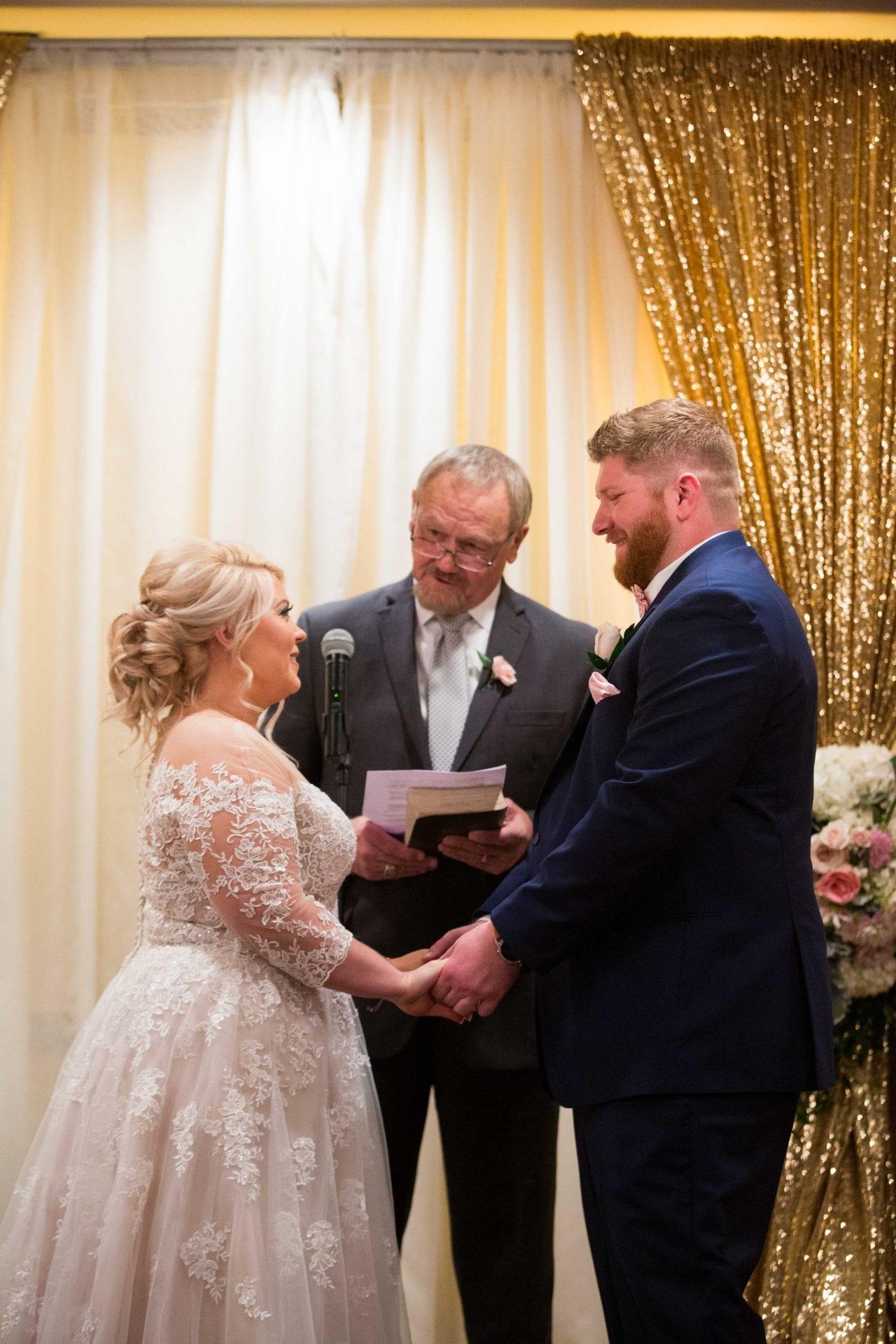 Crawford wedding Omni Del Mansion riverwalk vows