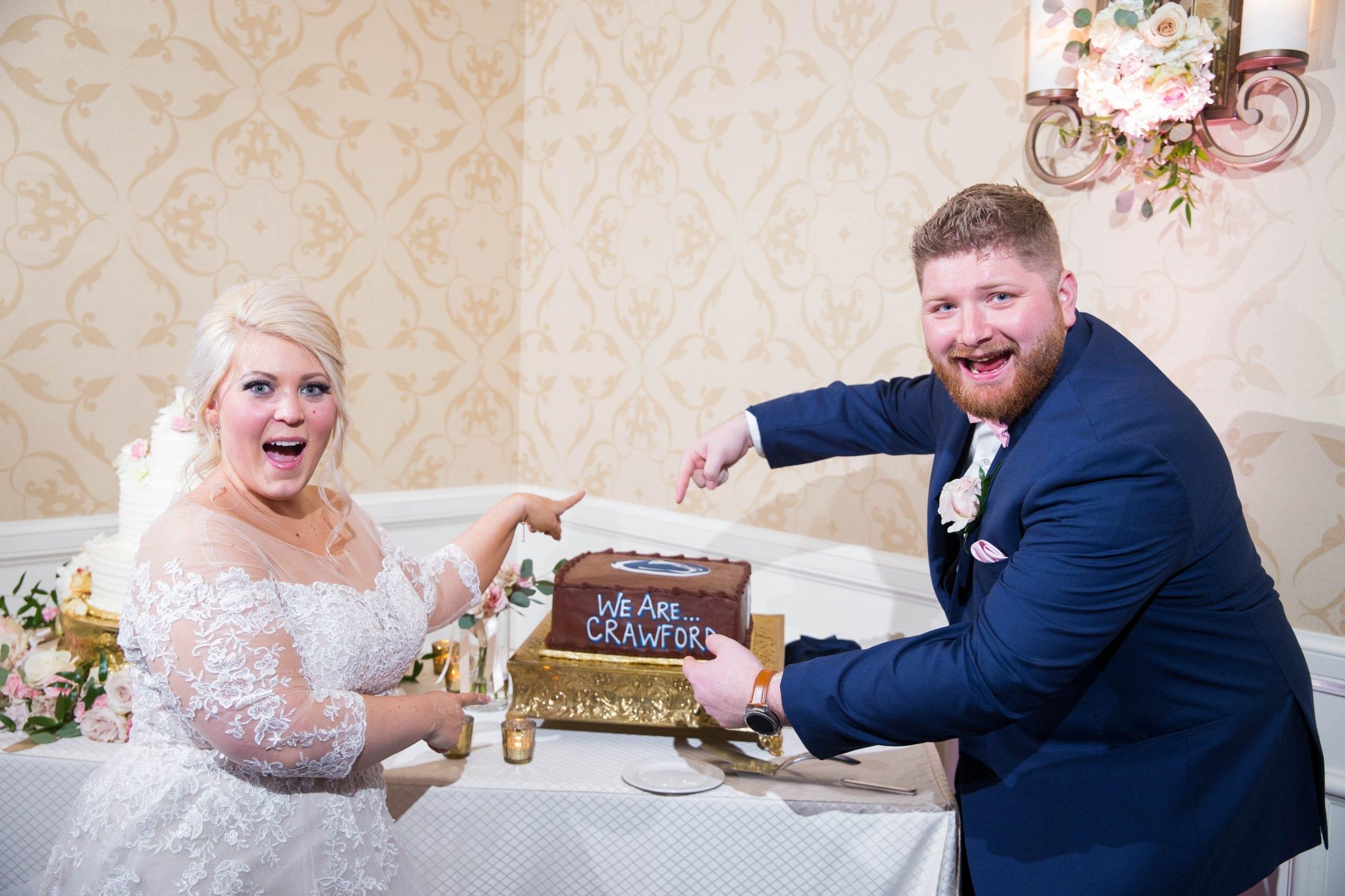 Crawford wedding Omni Del Mansion riverwalk grooms cake