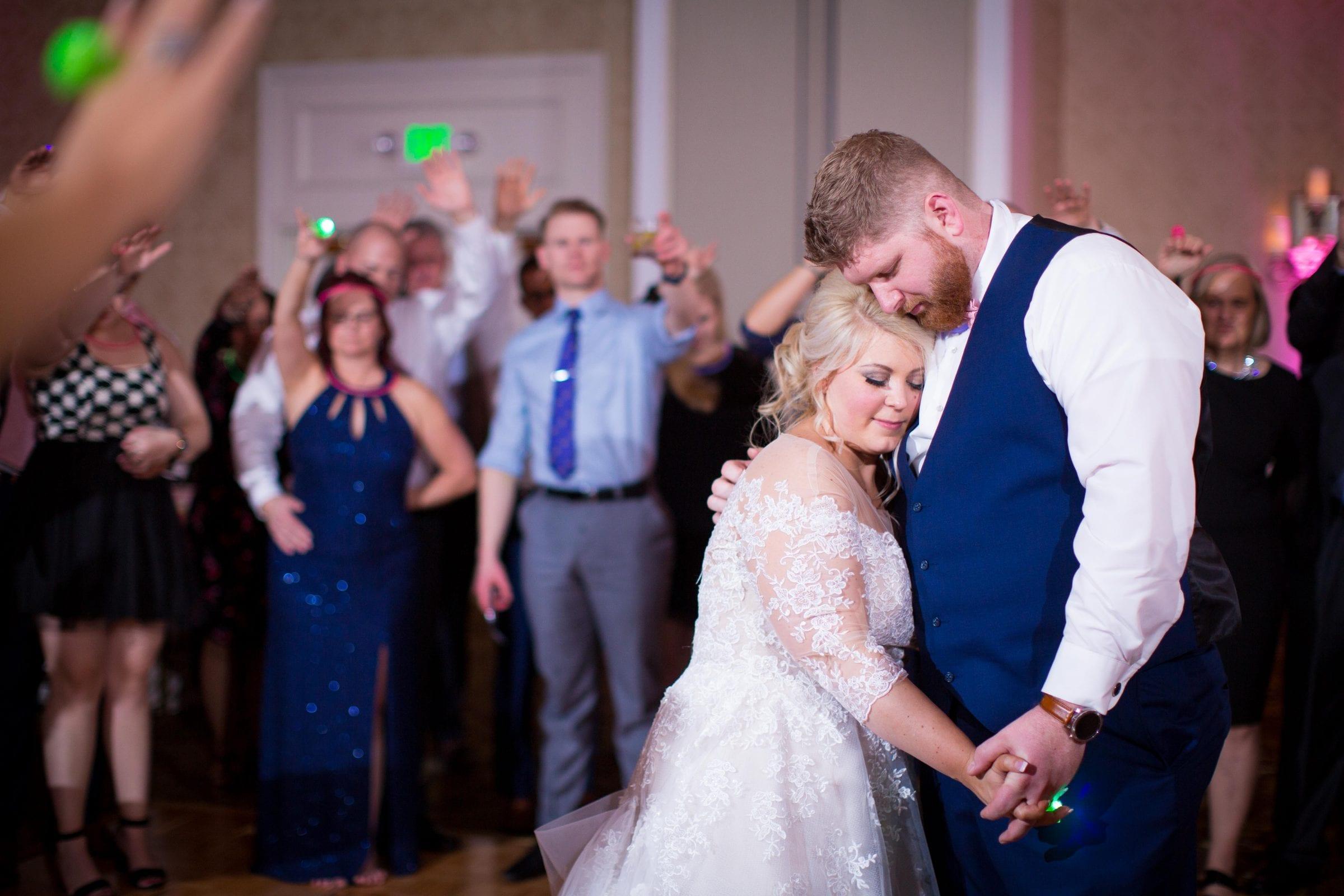 Crawford wedding Omni Del Mansion riverwalk last dance