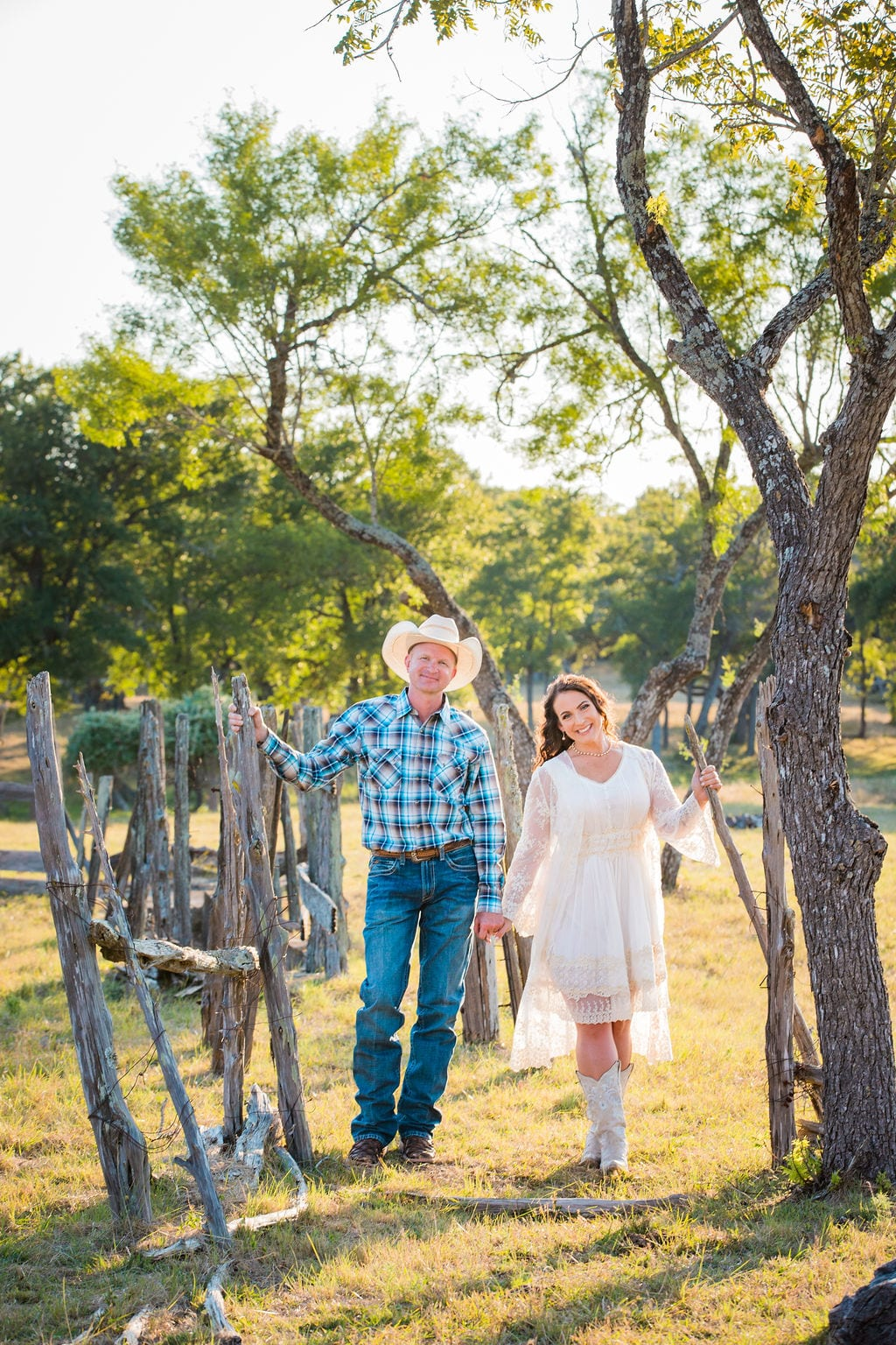 Boerne, TX Engagement by the scale