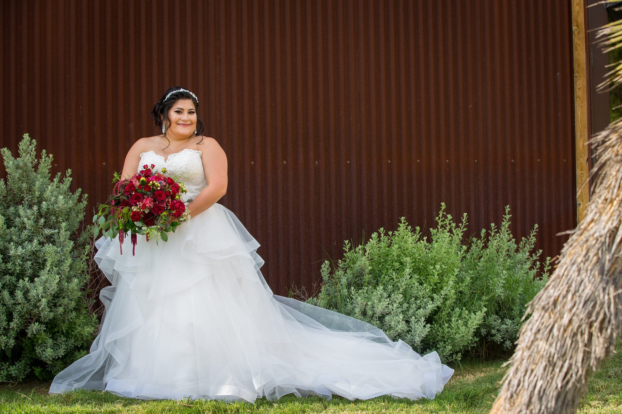 Laura's Bridals at Western Sky on the wall