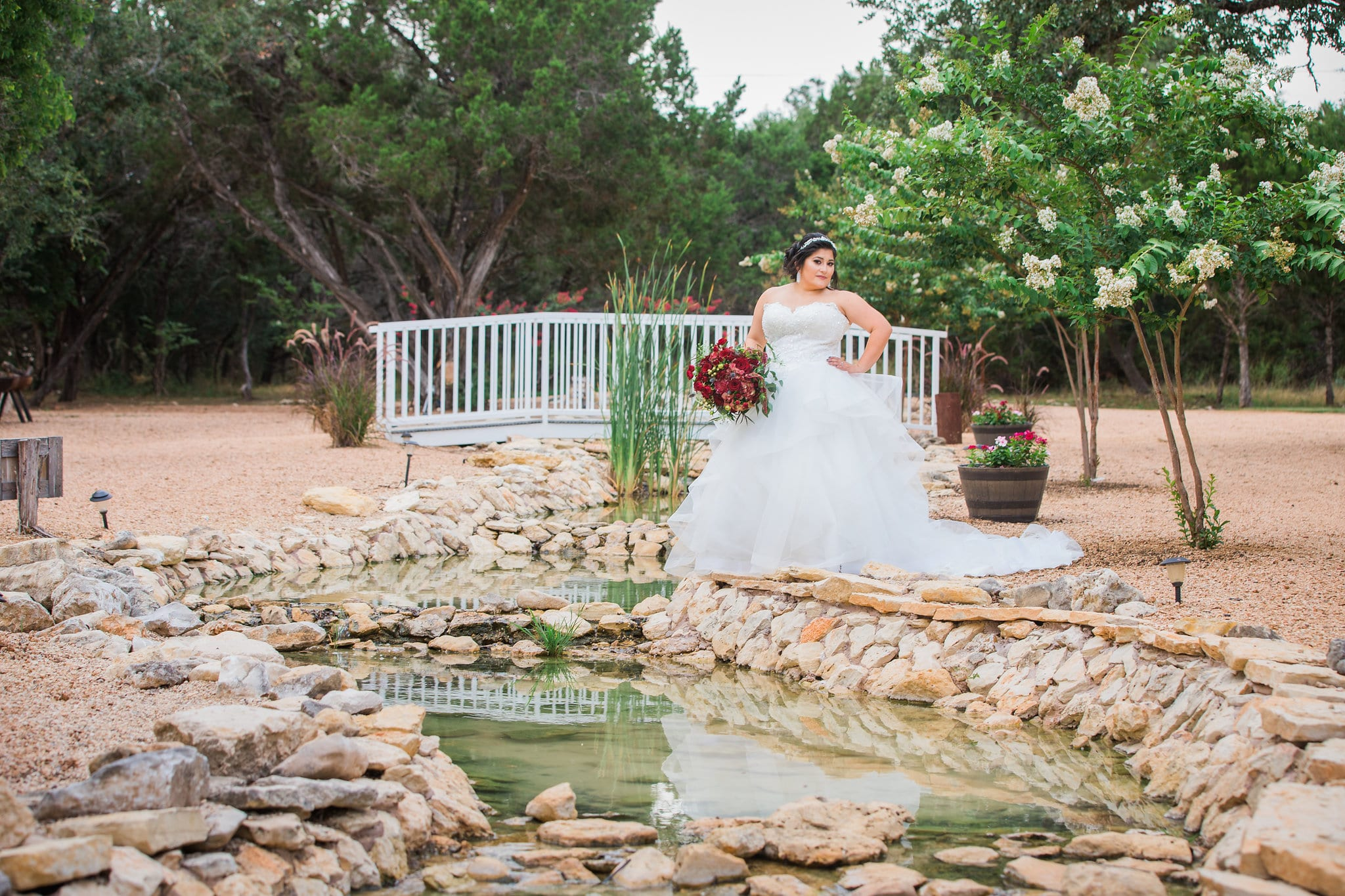 Laura's Bridals at Western Sky on the spring
