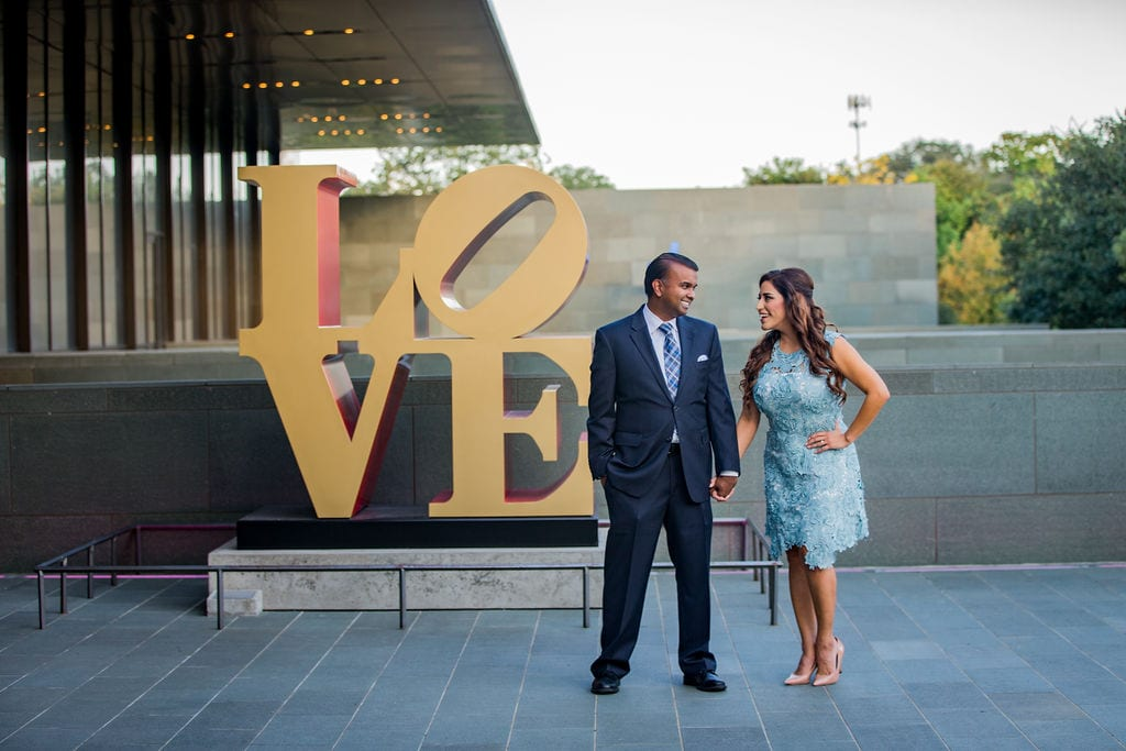 Mary Elizabeth's engagement at the McNay love letters talking