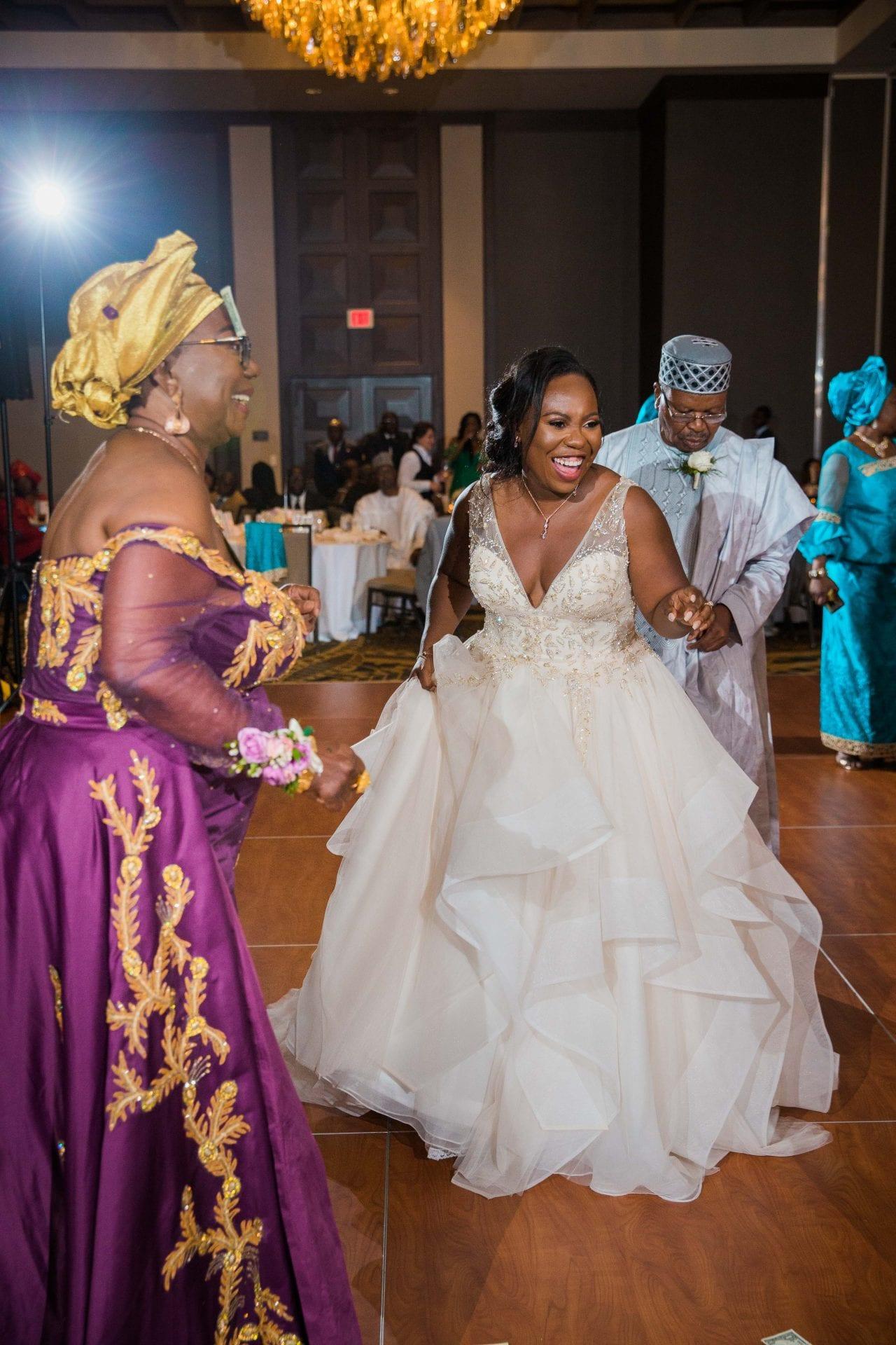 Onyema wedding La Cantera dancing mom and bride