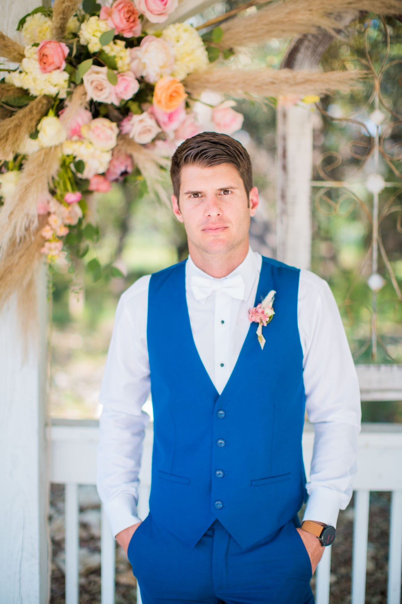 Western Sky Styled shoot groom