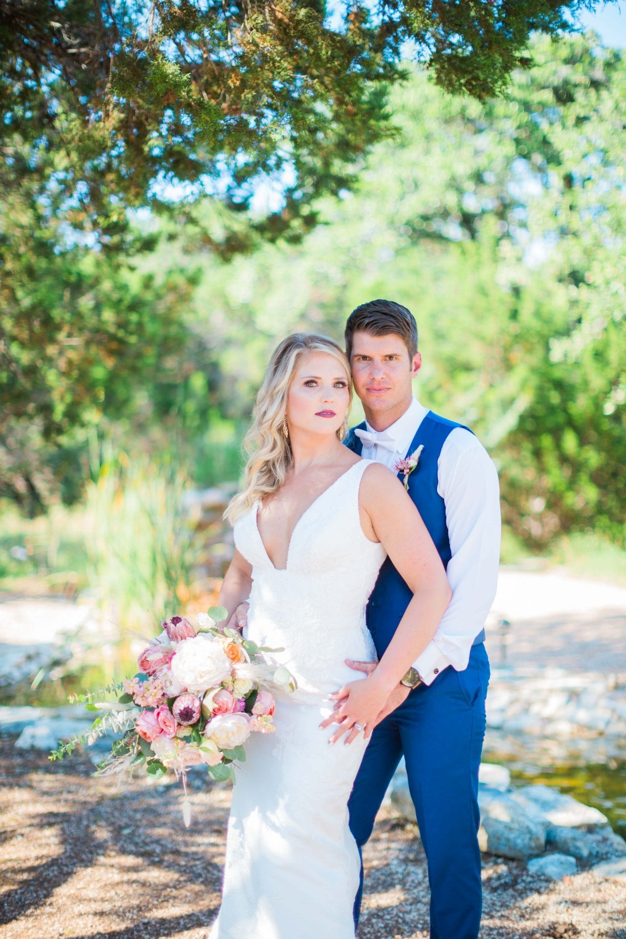 Western Sky Styled shoot couple sweet