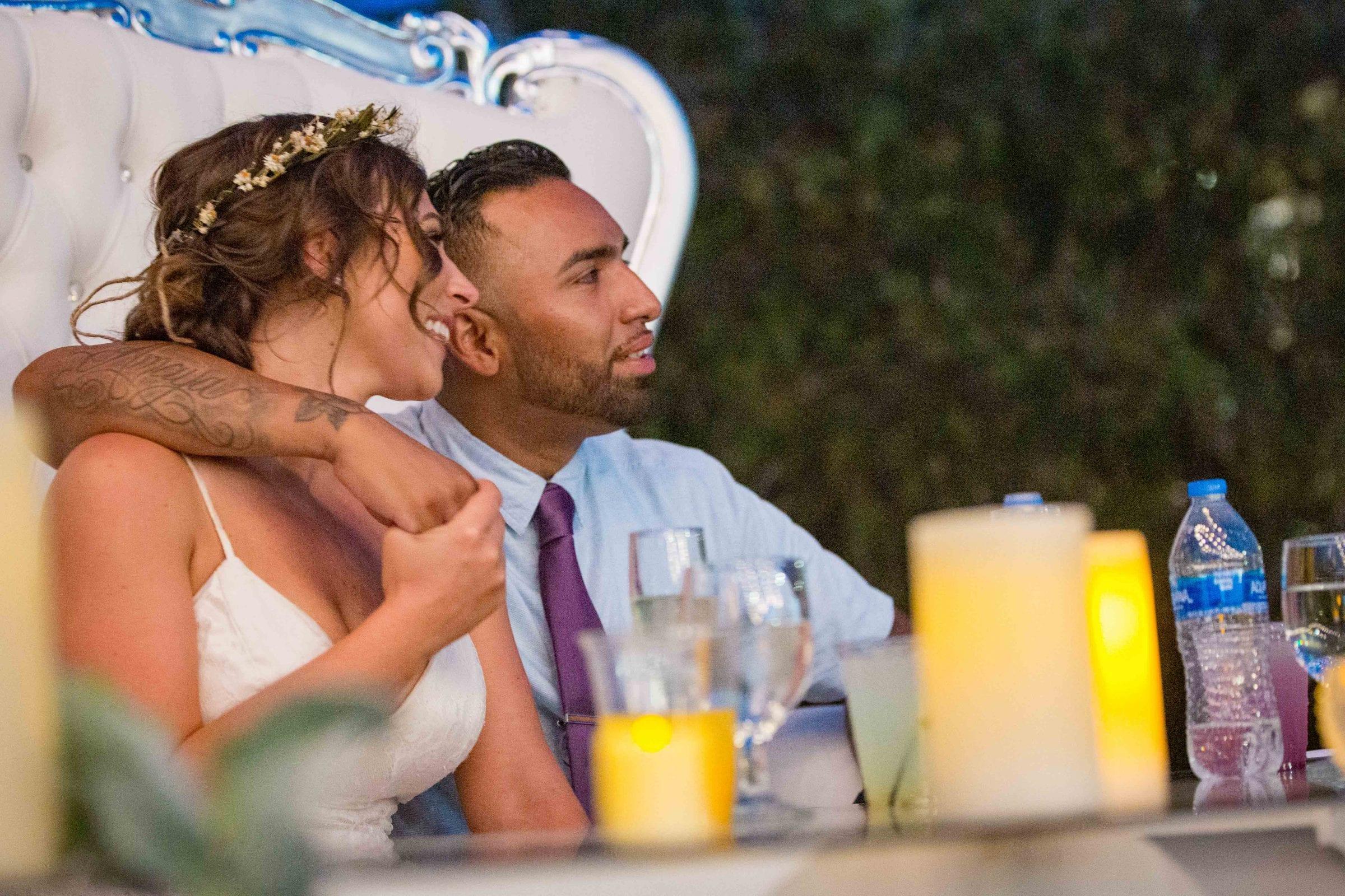 Courtney Amaya wedding San Antonio Botanical Garden slideshow